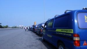 konga convoy