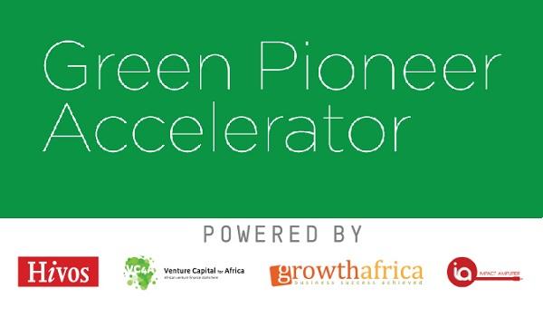 Green Pioneer Accelerator