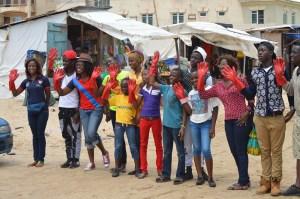 The Beach Samaritans Pledge (to cleanup Nigeria's public beaches, one at a time)(1)