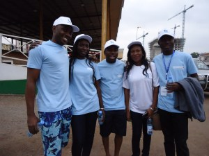 Walk for Diabetes - NGdoc Team in Cameroon