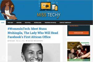 Miss Techy Blog