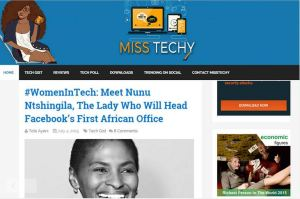 Miss Techy Blog