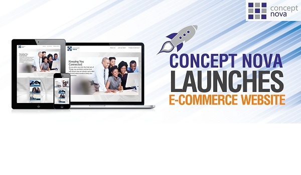 Concept Nova Web Launch