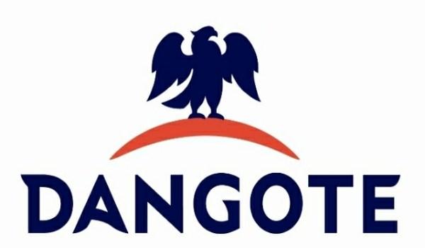 (LOGO) Dangote Group of Industries is owned by Mr Aliko Dangote.