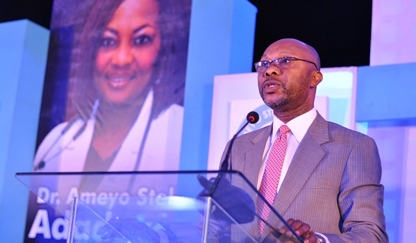 Permanent Secretary of the Federal Ministry of Health, Mr. Linus Awute