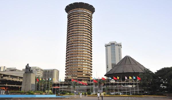 Kenyatta International Conference Centre. [photo/unhabitat.org]