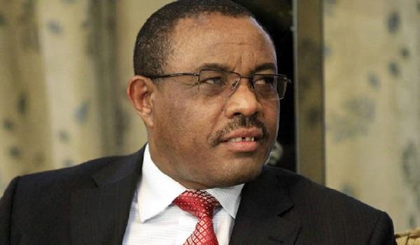 Hailemariam Dessalegn, Ethiopian Prime Minister