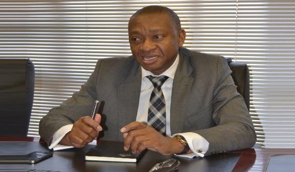 SacOil's CEO: Dr Thabo Kgogo