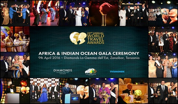 Pictures from the 2016 edition of Africa Travel Awards