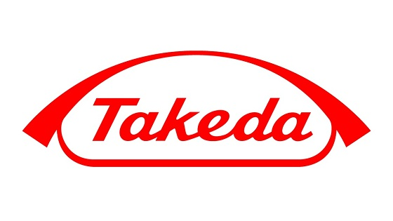 Takeda logo - cancer management