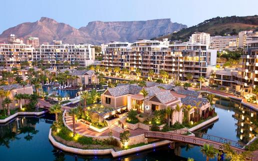 romantic places in Africa - Cape Town