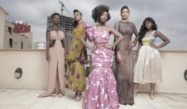 Nicole Amarteifio, An African City tv show