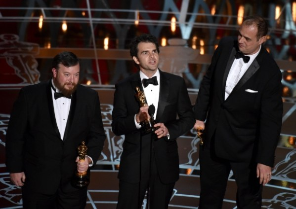 Oakville native Craig Mann wins sound mixing Oscar for ...