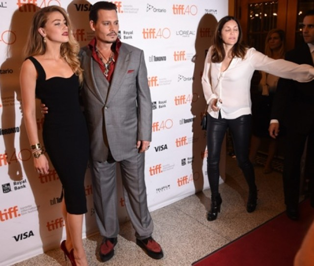 Johnny Depp And Amber Heard Pictured In Toronto On Sept 14 Depp And Heard
