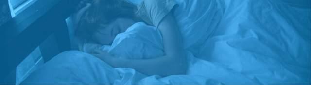 Uncomfortable sleep due to untreated sleep apnea