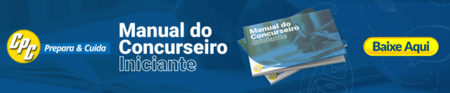 manual do concurseiro iniciante