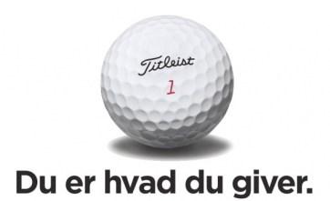 Søllerød Golfklubs Proshop - Titleist Logo Golfbolde
