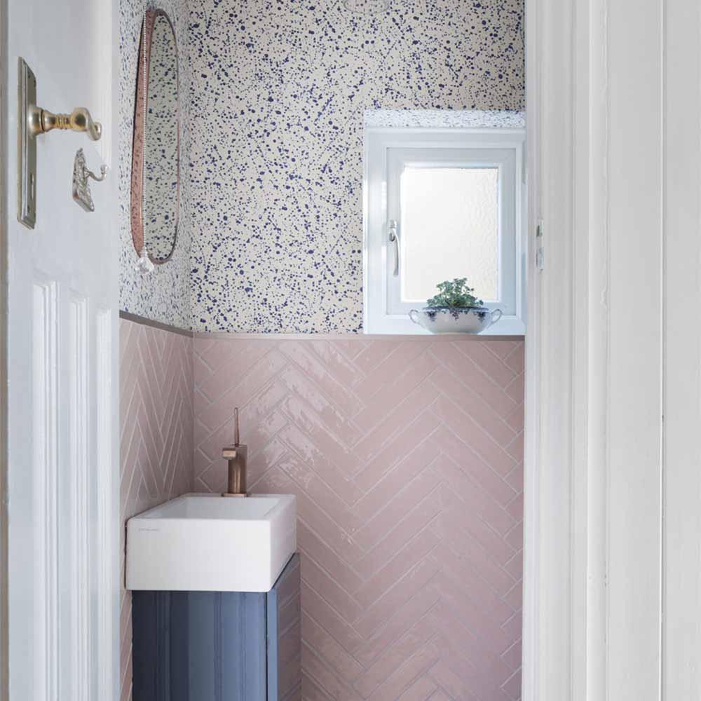 Small Bathroom Ideas | Bathroom Inspiration & Design | C.P ... on Small Bathroom Ideas Uk id=72965
