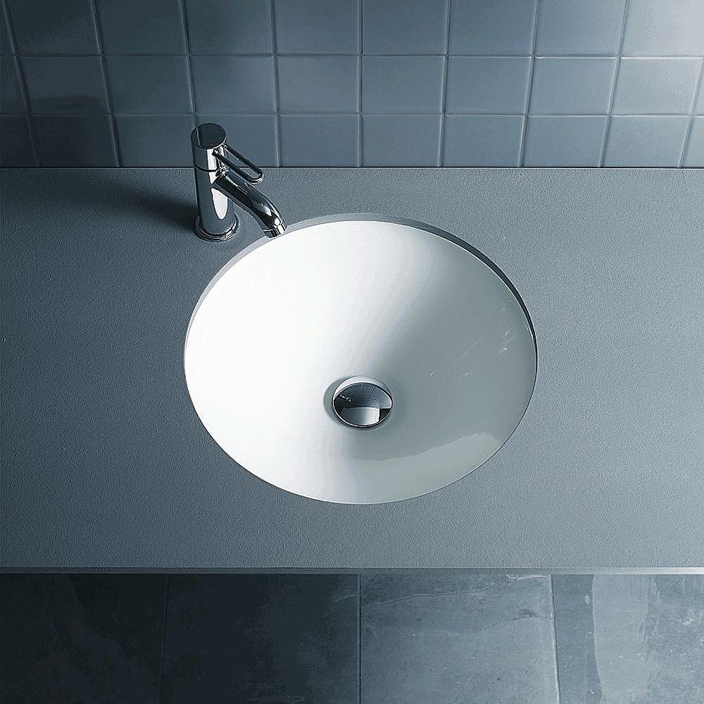 duravit architec undercounter basin