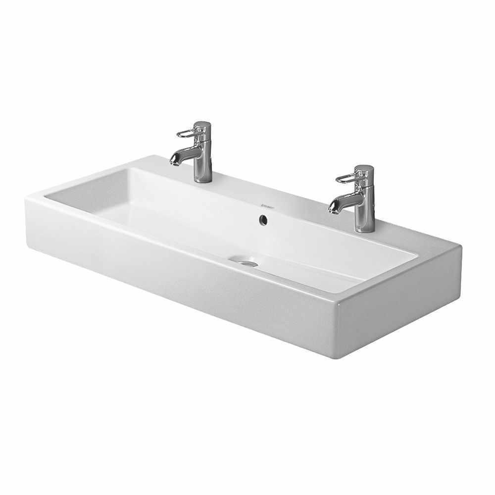 duravit vero furniture trough basin 1000mm
