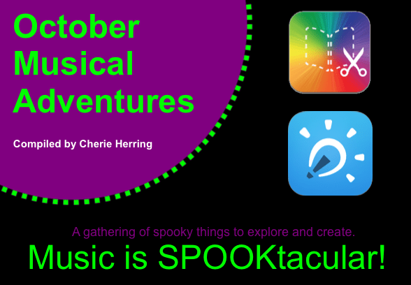 October musical freebies for iPads