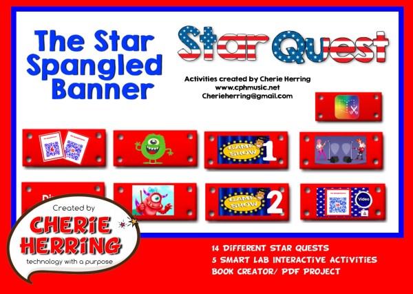 StarSpangled Banner STAR QUEST