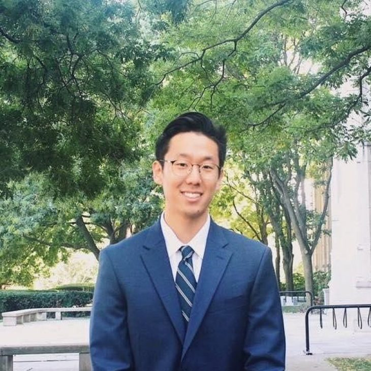 Timothy Park Advocacy Chair
