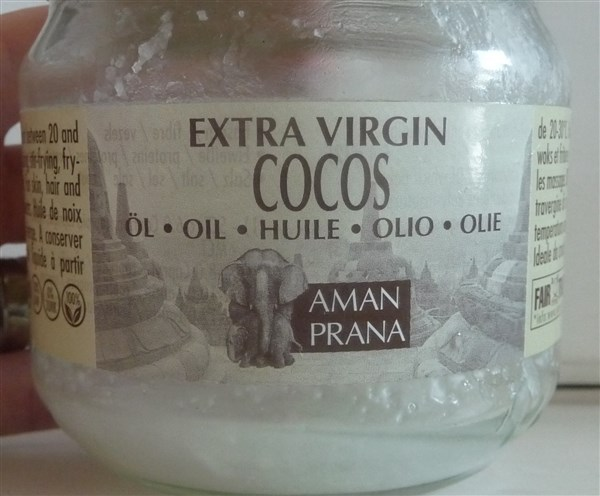Privilégiez une huile bio.