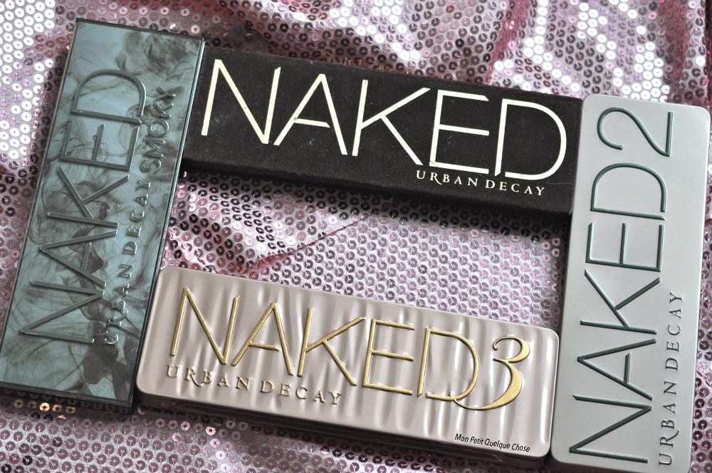 Concours de Noël : Gagnez la Naked de votre choix :-) - Mon Petit Quelque Chose
