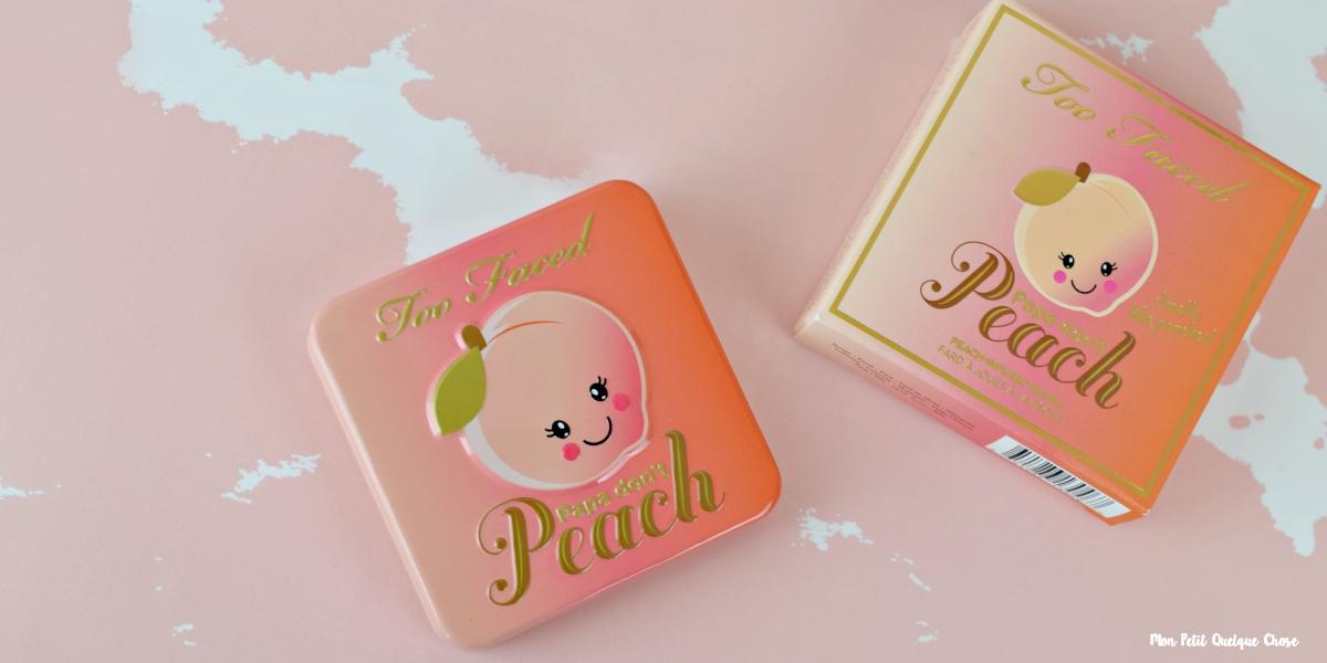 Papa Don't Peach!