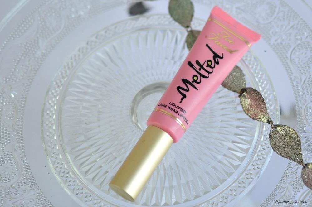 Melted Peony, la petite pivoine de Too Faced - Mon Petit Quelque Chose