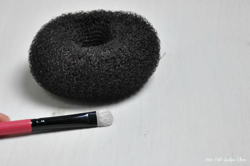 Un donut pour vos pinceaux!, Mon Petit Quelque Chose