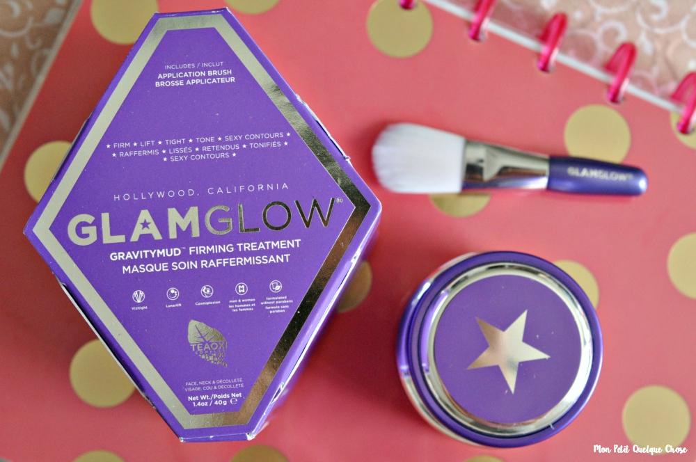Gravitymud de Glamglow : une petite déception! - Mon Petit Quelque Chose