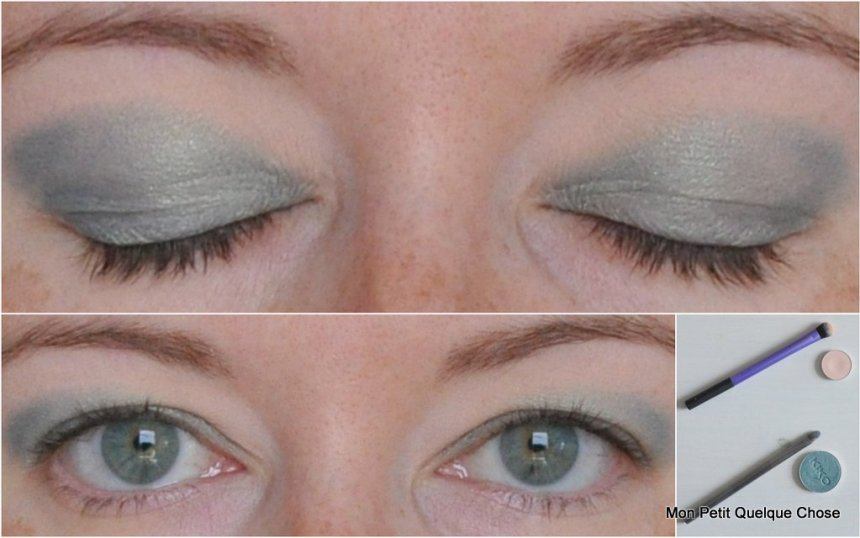 Orb, M.A.C, fard Kiko 111. Real Techniques Deluxe Crease Brush, Pinceau plat Urban Decay