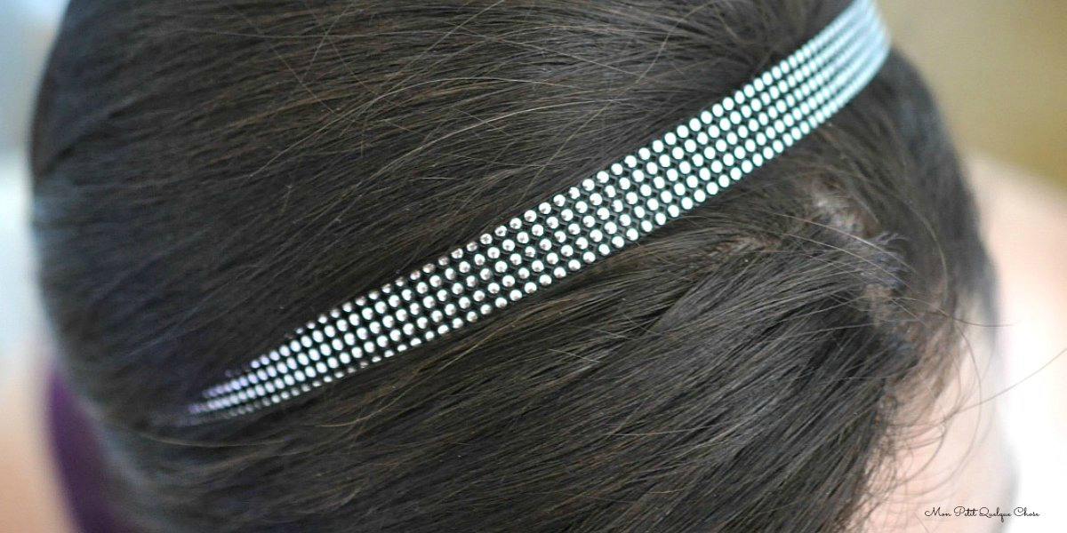 Accessoires Cheveux Chics, une jolie boutique et un headband pour embellir nos coiffures!