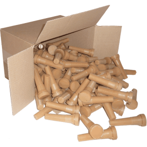 100 gummifingre type 1 - stor