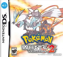 Pokémon White Version 2 - Boxart