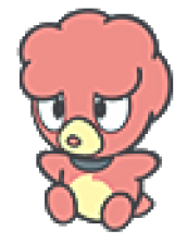 Magby PokeDoll