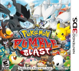Pokémon Rumble Blast