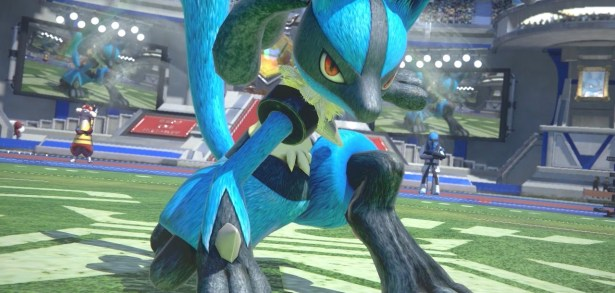 Anunciado Pokkén Tournament para Wii U
