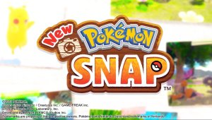 New Pokémon Snap anunciado para Nintendo Switch
