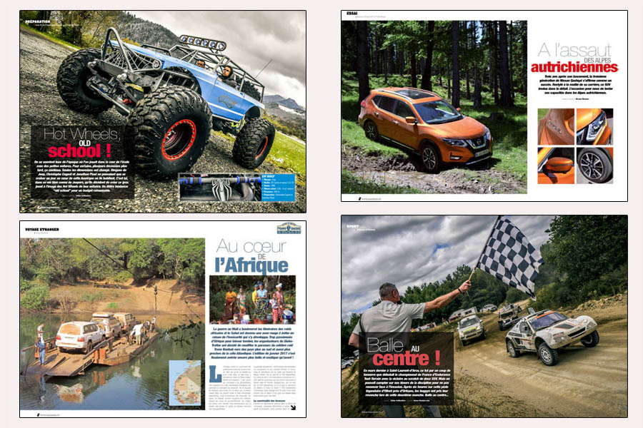 Génération 4x4 Magazine