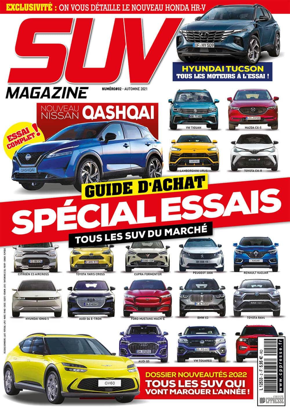 SUV Magazine