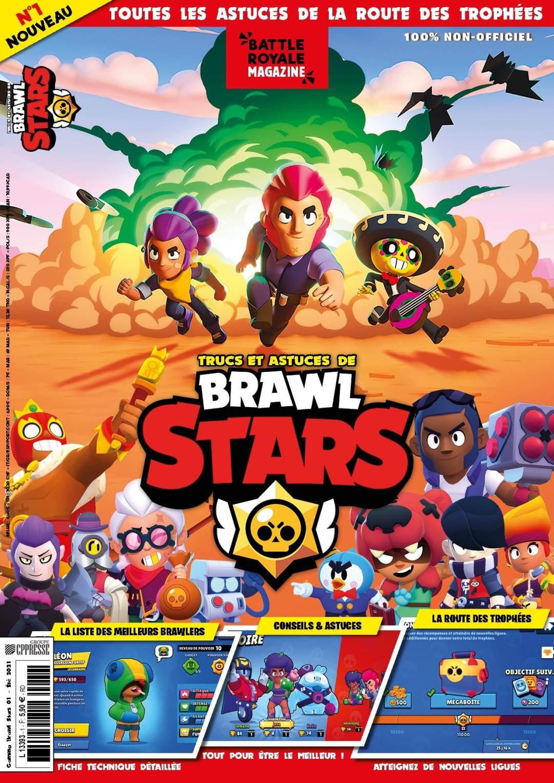 Brawl Stars Magazine
