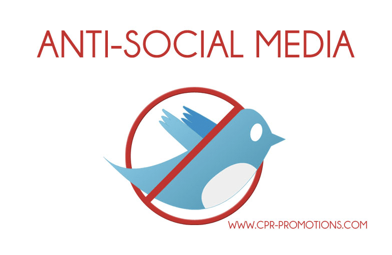 anti-social-media cpr promotions