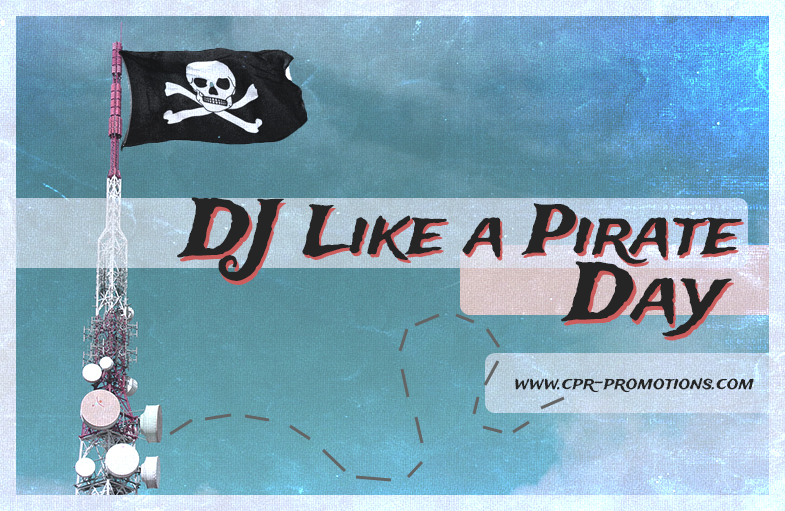 DJ Like a Pirate Day