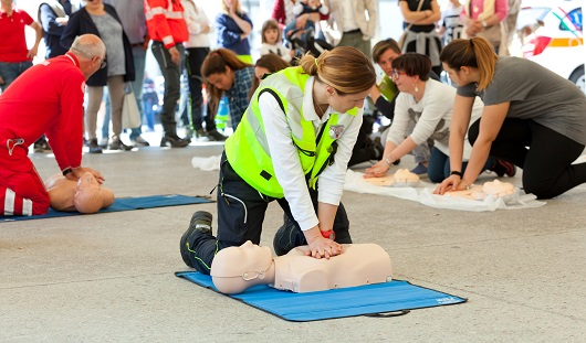 CPR Training Course with Instructor