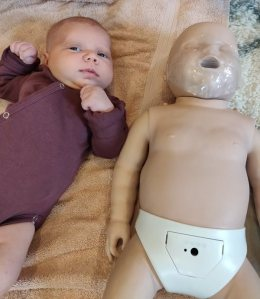 CPR Education provides in-home infant CPR training