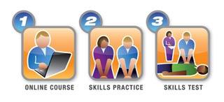 Online CPR steps