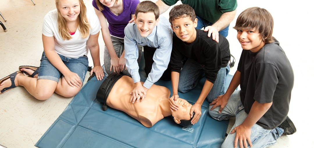AED's and fast response save lives